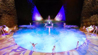 O Bellagio Theater Production O By Cirque Du Soleil Bellagio
